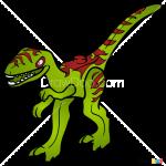 How to Draw Galliminus, Lego Jurassic World