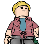 How to Draw Ellie Sattler, Lego Jurassic World