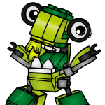 How to Draw Dribbal, Lego Mixels