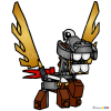 How to Draw Paladum, Lego Mixels