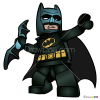 How to Draw Batman, Lego Movie