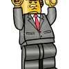 How to Draw Lord Business, Lego Movie