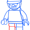 How to Draw Cop, Lego Movie
