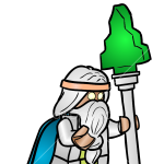 How to Draw Vitruvius, Lego Movie