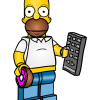 How to Draw Homer Simpson, Lego Simpsons