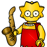 How to Draw Lisa Simpson, Lego Simpsons
