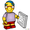 How to Draw Milhouse, Lego Simpsons