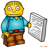 How to Draw Ralph Wiggum, Lego Simpsons