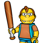 How to Draw Nelson Muntz, Lego Simpsons