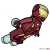 How to Draw Iron Man, Lego Super Heroes