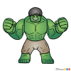 How to Draw Hulk, Lego Super Heroes