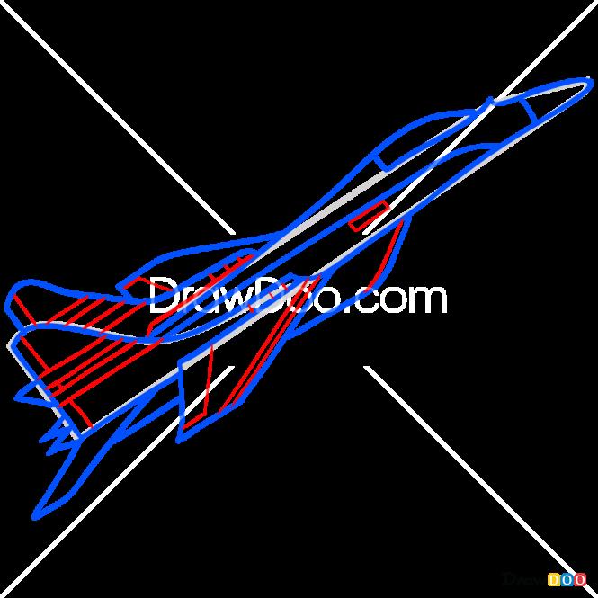 How to Draw Big Jet, Little Einsteins