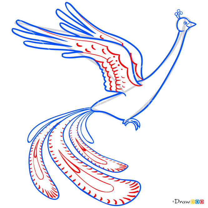 How to Draw Firebird, Little Einsteins