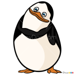 How to Draw Private, Penguins