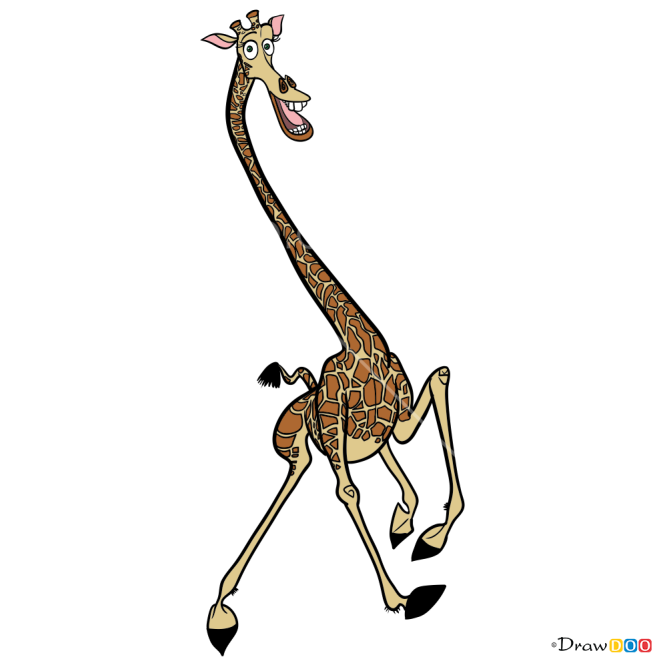 How to Draw Melman, Penguins