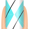 How to Draw Rhombus Nails, Makeup
