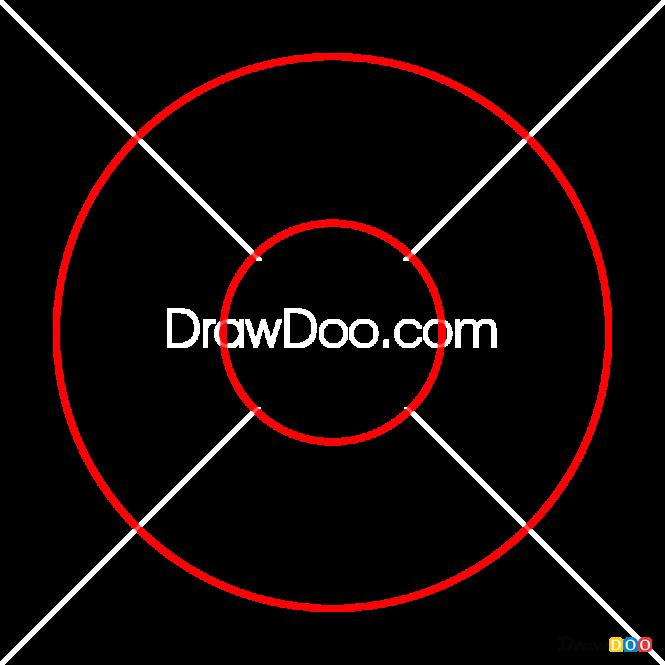 How to Draw Mandala 5, Mandala