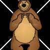 How to Draw Misha, Masha and The Bear
