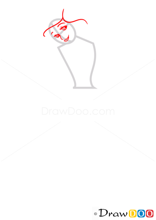 How to Draw Ariel, Mermaids