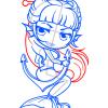 How to Draw Devil Mermaid, Mermaids
