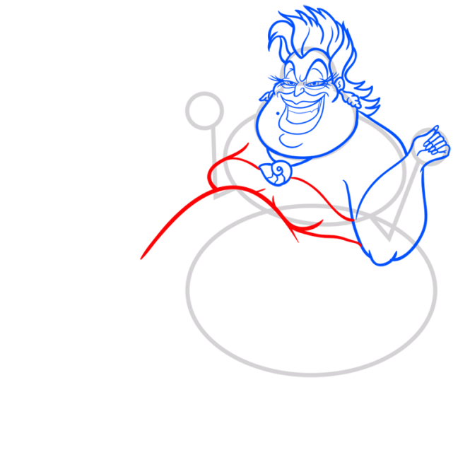 How to Draw Ursula, Mermaids