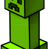 How to Draw a Creeper, How to Draw Minecraft Characters