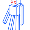 How to Draw a Enderman, How to Draw Minecraft Characters
