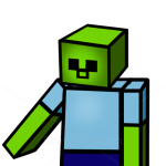 How to Draw a Minecraft Zombie, How to Draw Minecraft Characters