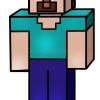 How to Draw Herobrine, How to Draw Minecraft Characters