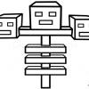 How to Draw Whithers, Minecraft