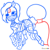 How to Draw Muminy, My Monster Pony