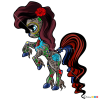 How to Draw Chicany, My Monster Pony