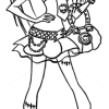 How to Draw Frankie Stein, Monster High