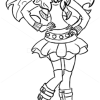 How to Draw Kleidung, Monster High