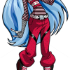 How to Draw Ghoulia Yelps, Monster High