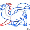 How to Draw Basilisk, Monsters