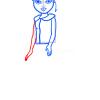 How to Draw Lexa Poopsy Pets, Moxie Girlz