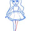 How to Draw Monet Fashion Snaps, Moxie Girlz