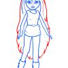 How to Draw Sophina Rockin Band, Moxie Girlz