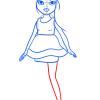 How to Draw Sophina Sweet Style, Moxie Girlz
