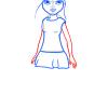 How to Draw Avery Sweet Style, Moxie Girlz
