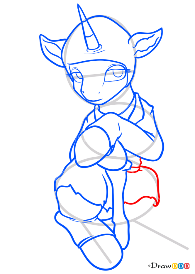 How to Draw Yoda, My Star Wars Pony