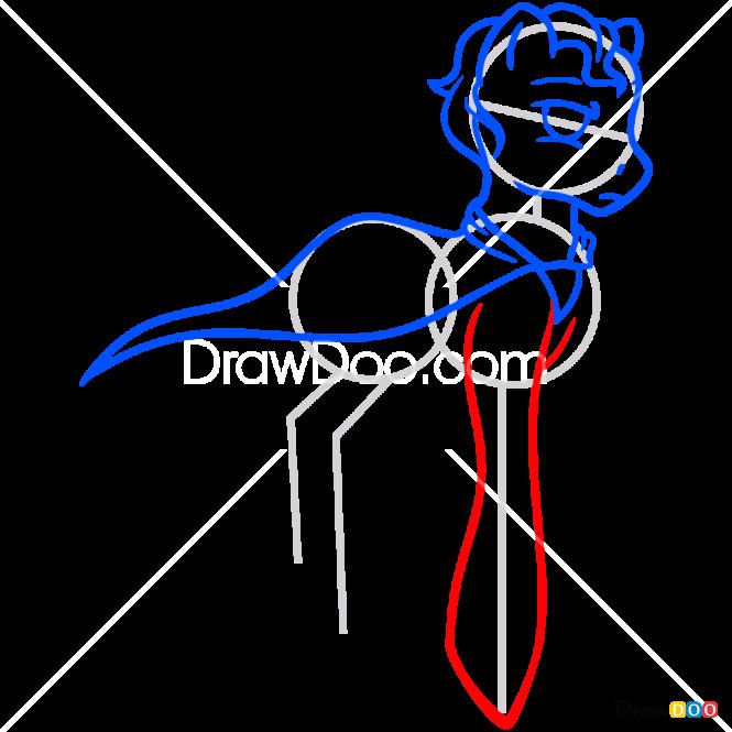How to Draw Super Pony, My Superhero Pony