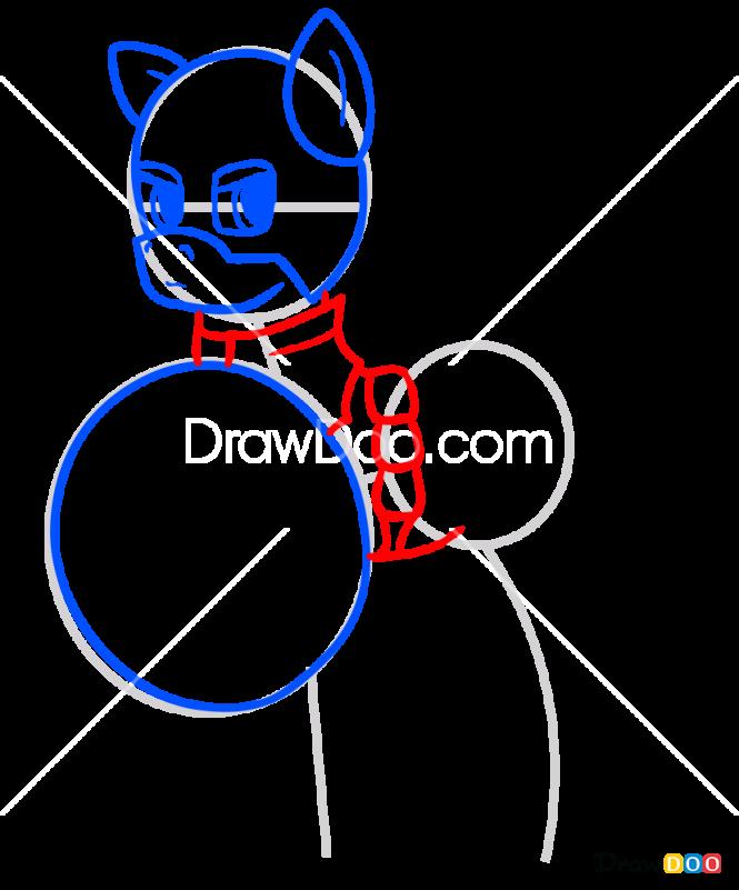 How to Draw Captain America, My Superhero Pony