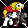 How to Draw Thor, My Superhero Pony