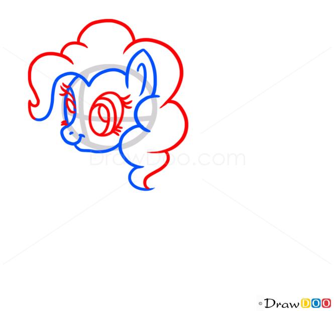 How to Draw Pinkie Pie, My Little Pony