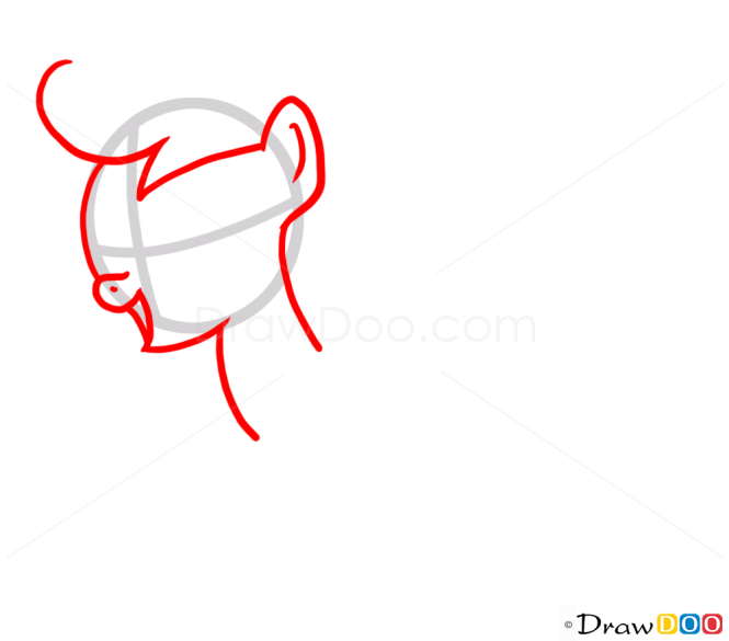 How to Draw Scootaloo, My Little Pony