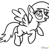 How to Draw Derpy Hooves, My Little Pony