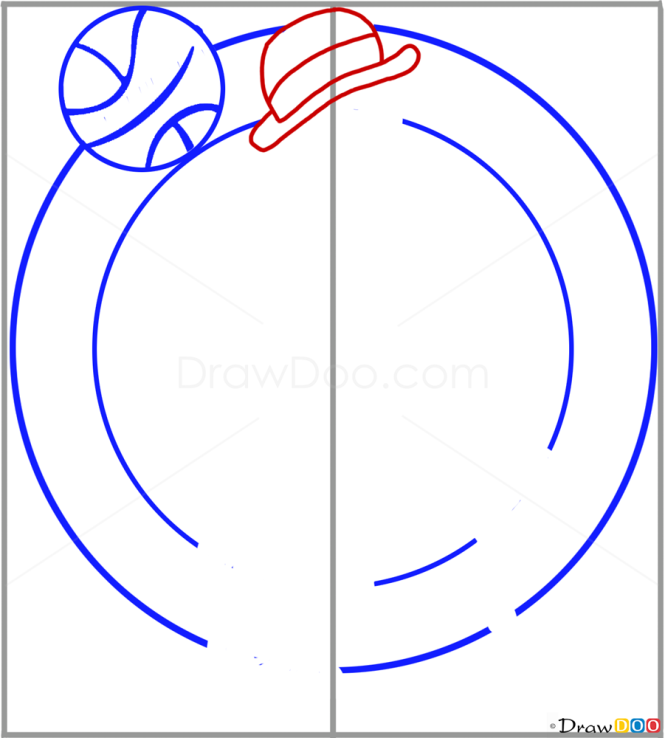 How to Draw Boston Celtics, Basketball Logos