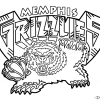 How to Draw Memphis Grizzlies, Basketball Logos